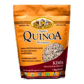 Kimsa-Quinoa