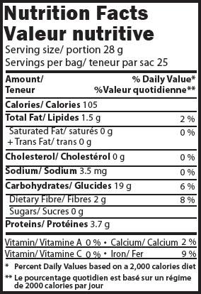 quinoa_flour_nutrition