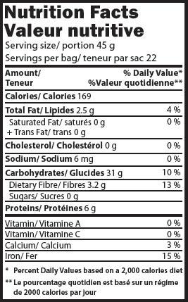 white-quinoa-nutriton