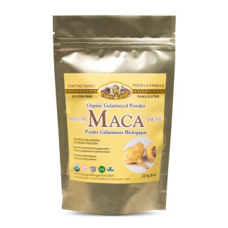Yellow-Maca-227g-Front